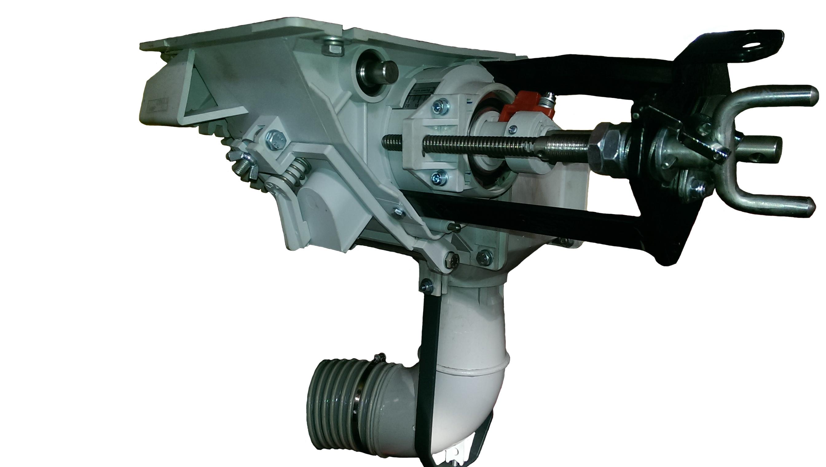Висівний апарат Mistral